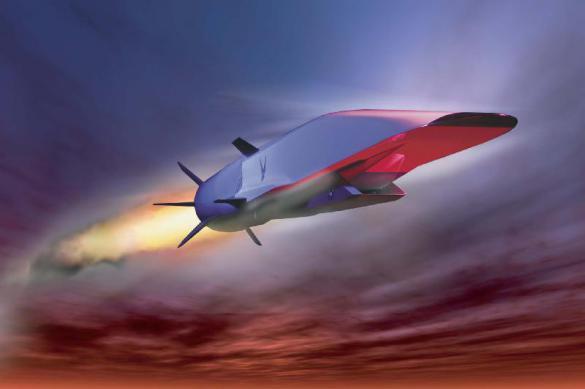 Америка похвасталась новой гиперзвуковой крылатой ракетой. Америка похвасталась новой гиперзвуковой крылатой ракетой