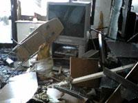 В жилом доме Мельбурна произошел взрыв