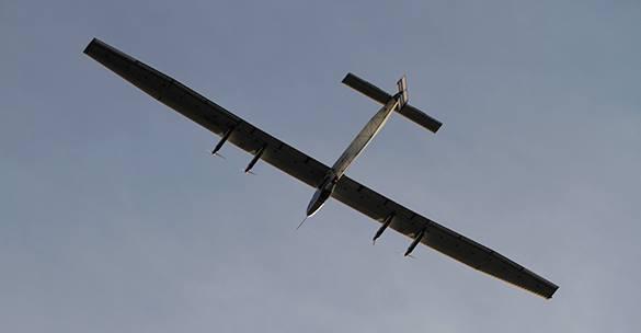 Самолет Solar Impulse 2 с помощью солнечной энергии достиг Мьянмы. Самолет Solar Impulse 2