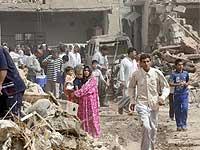 В двух иракских городах прогремели взрывы