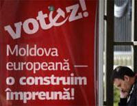 Выборы президента начались в Молдавии