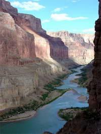 На планете теплеет - реки мелеют
