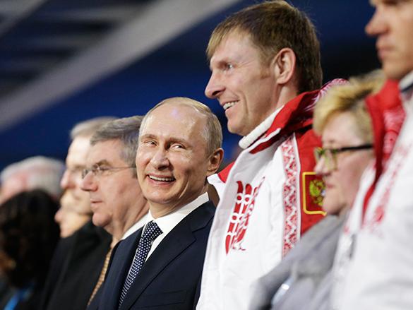 Путин наградил чемпионов и призеров Игр в Сочи. 289155.jpeg
