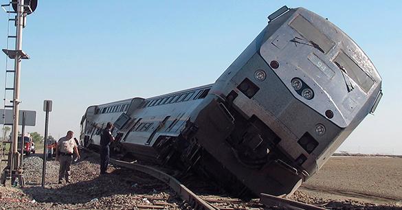 При столкновении поездов в Италии погибли 27 человек