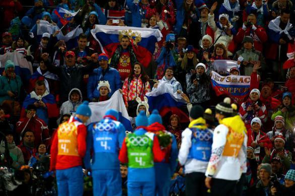 Болейте как хотите: МОК запретил российский флаг на трибунах Игр-2018. 382155.jpeg