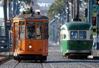 Московским трамваям проложат путь за МКАД