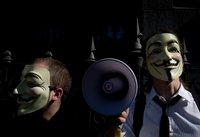 В Италии разоблачили хакеров из группы Anonymous. hackers