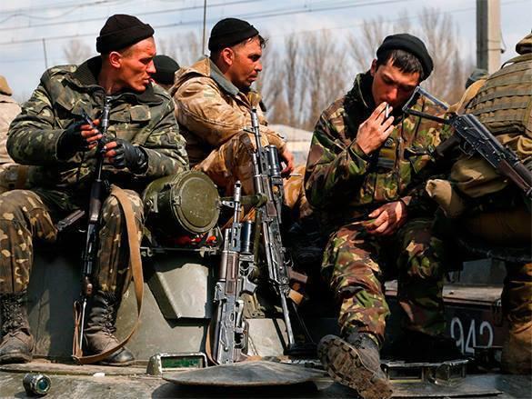 Еще один украинский офицер перешел к ополченцам. 302156.jpeg