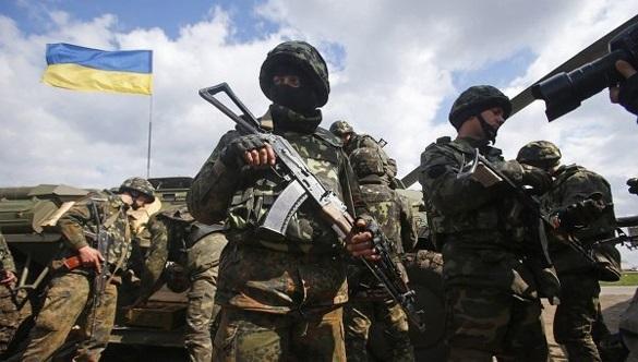 Тест из трех вопросов не могут пройти претендующие в спецназ Укр