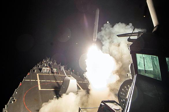 Пентагон проверяет причастность РФ кхиматаке вСирии
