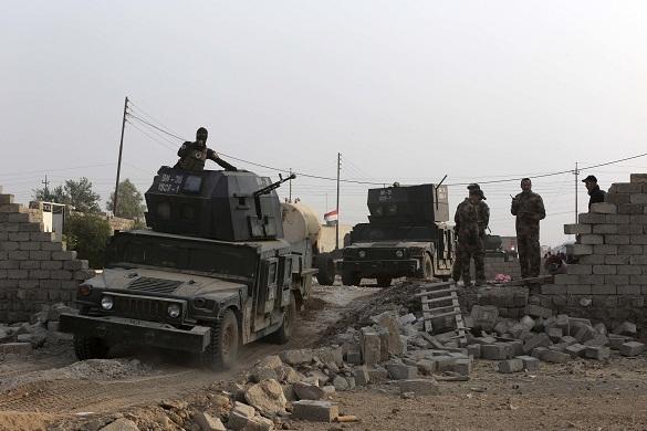 Ирак объявил о начале освобождения от террористов последнего крупного оплота боевиков. Ирак объявил о начале освобождения от террористов последнего кру