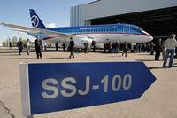 Самолет Superjet-100 совершил самый длинный полет