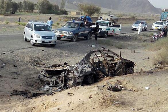 Талибан начал наступление на Кундуз