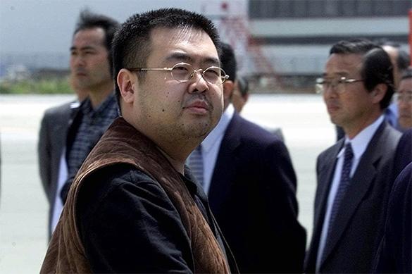 В Северной Корее забальзамировали тело Ким Чен Нама