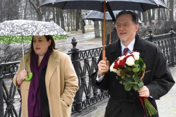 США поддержали позицию Республики Беларусь поКрыму