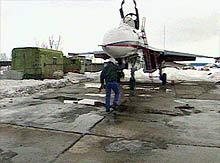Учебная ракета Су-24 взорвала деревенский дом вместе с хозяином