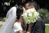 Жительница США вышла замуж в свадебном платье 1884 года. wedding