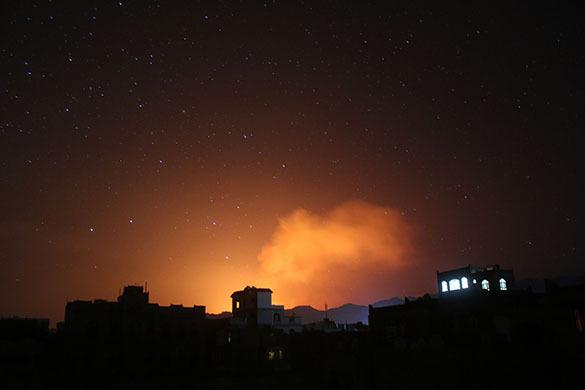 Под ракетный удар ВВС Саудовской Аравии попали учебные заведения Йемена. Йемен