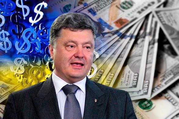 Коррупция на Украине приобрела угрожающий размах