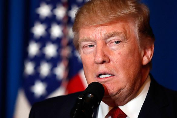 Вамериканском съезде требуют провести расследование вотношении Трампа