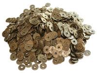 В Новгороде нашли монеты тысячелетнего возраста