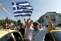 Трехнедельная забастовка греческих туристов окончена. taxi