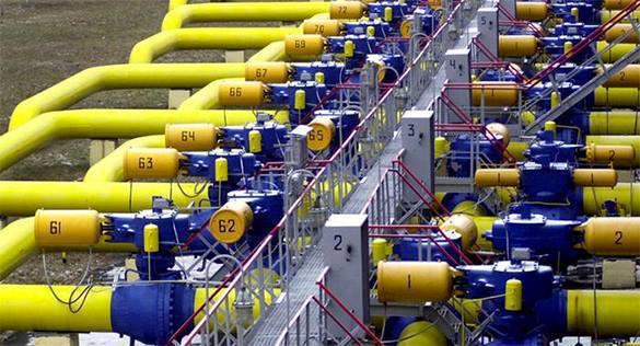 газапроводный узел