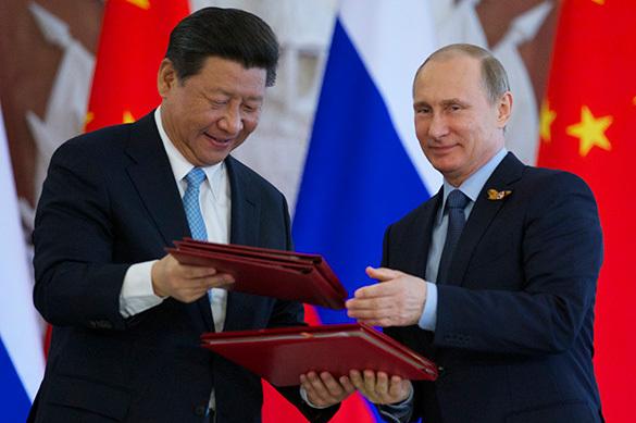 Путин встретится с Си Цзиньпином, чтобы поделить мир и наказать