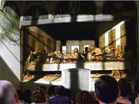 Питер Гринуэй по-своему представил публике фреску «Тайная