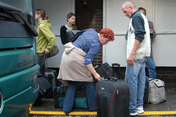 Польша: украинские холопы разбегаются по ЕС сразу после границы. 385162.jpeg