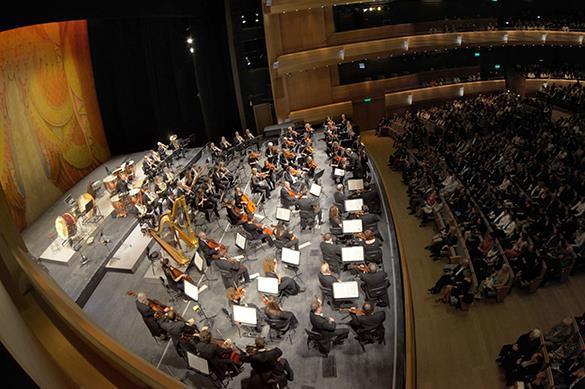 Оркестр Мариинского театра даст концерт в древнем амфитеатре Пал