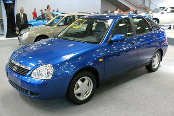 Иномаркам россияне предпочитают отечественный автопром. 390163.jpeg