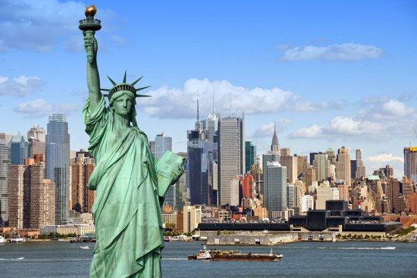 50% американцев не знают, где находится Нью-Йорк, и знать не хотят. Молодое поколение американцев: плохая география