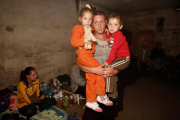 В Луганске надеются, что российские гуманитарные колонны станут частым явлением. 296165.jpeg