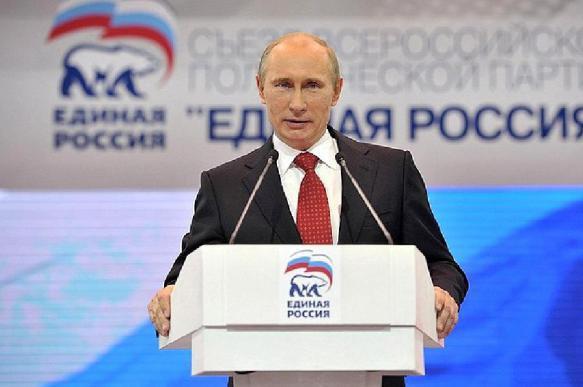 «Яблоко» считает показ фильма «Путин» наПервом канале незаконной агитацией