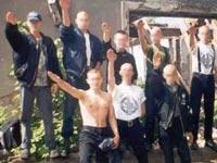 Словацкая полиция разогнала сборище нацистов