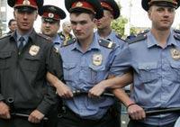 Милиция задержала 40 фанатов на матчах в Москве