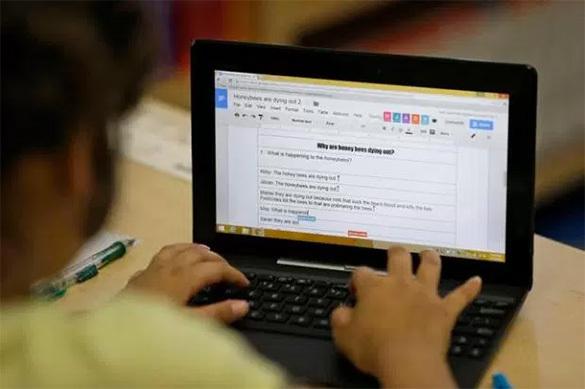 Google предупредил пользователей о вредной рассылке