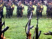 Колумбийское правительство намерено устроить повстанцам