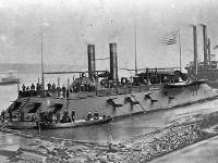 Негров США избавили от рабства броненосцы. Броненосцы Коричневой воды