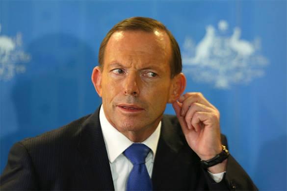 Тони Эбботт - пыль на плече Австралии. Тони Эбботт - пыль на плече Австралии