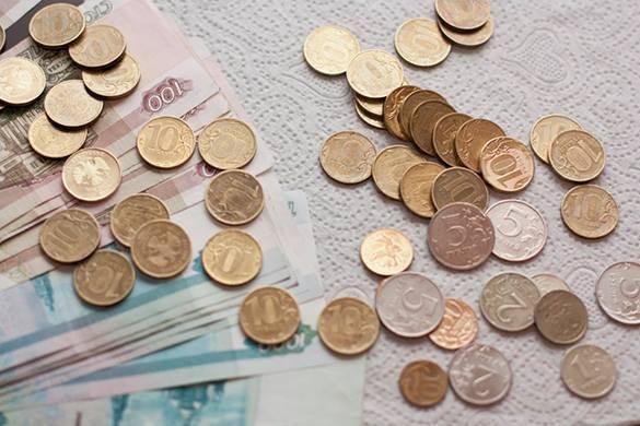 Росстат: Задолженность по зарплате в октябре выросла на 3 процента. В России выросла задолженность по зарплате