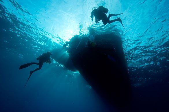 У берегов Эстонии обнаружен русский Подводный варяг