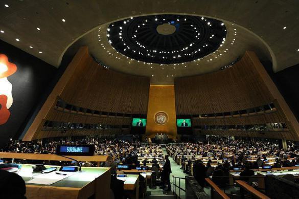 Генассамблея ООН приняла антироссийскую резолюцию поКрыму