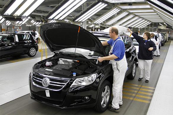 СМИ сообщили о браке в двигателях Volkswagen Tiguan, выпущенных