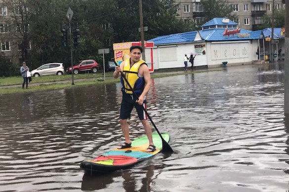 В полузатопленном Красноярске объявили режим чрезвычайной ситуации. 374168.jpeg