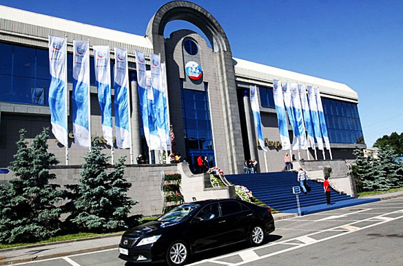 От участия в Петербургском форуме не отказался ни один из глав иностранных компаний. 322169.jpeg