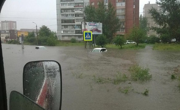 В полузатопленном Красноярске объявили режим чрезвычайной ситуации. 374169.jpeg