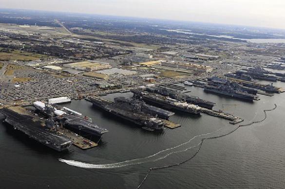 Ученые рассказали, почему США могут остаться без главной базы ВМС. 389169.jpeg
