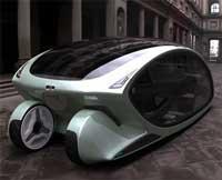 Виртуальные рельсы для киберавтомобилей